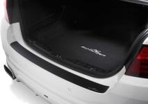 Защитная пленка AC Schnitzer заднего бампера BMW X5 F15