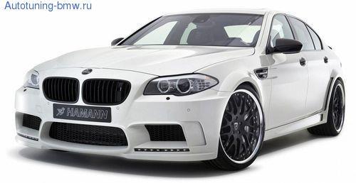 Аэродинамический обвес Hamann для BMW M5 F10 5-серия
