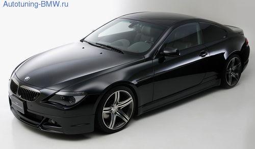 Аэродинамический обвес WALD для BMW E63 6-серия