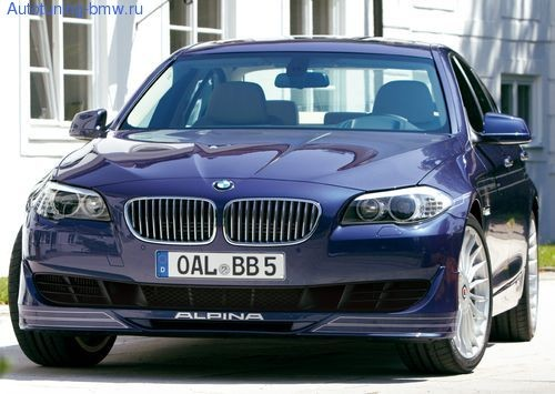 Акцентная полоса ALPINA для BMW F10 5-серия