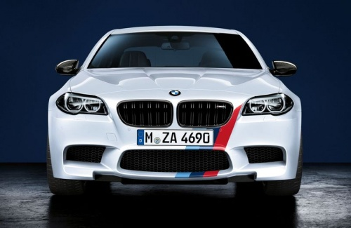 Акцентные полосы BMW M Performance - M5 F10
