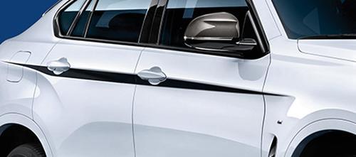 Акцентные полосы M Performance для BMW X6 F16