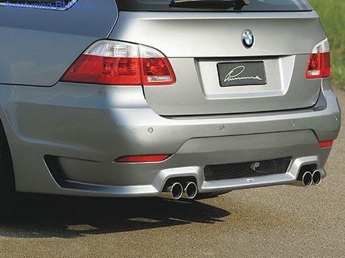 Бампер задний для BMW E61 5-серия
