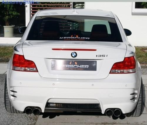 Бампер задний BMW E82/E88 1-серия
