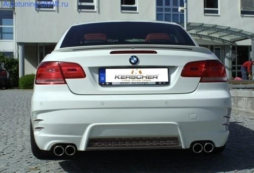Бампер задний BMW E92/E93 3-серия