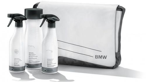 Набор средств BMW Summer Edition по уходу за автомобилем в летний период