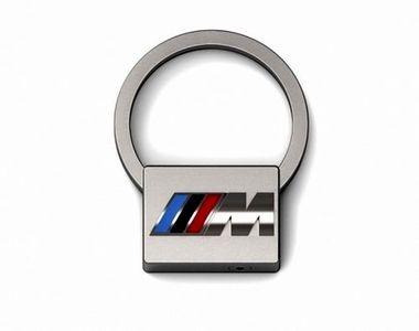 Брелок с логотипом «M»