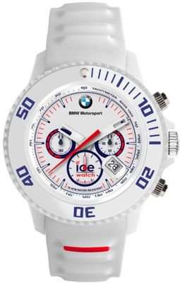 Часы BMW Motorsport White Chronograph ICE