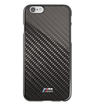 Чехол BMW M Carbon для Apple IPhone 6 Plus