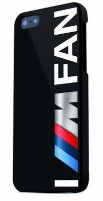 Чехол BMW M Fan для iPhone 5/5S