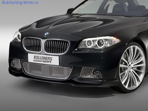 Cпойлер переднего бампера Kelleners для BMW F10 5-серия