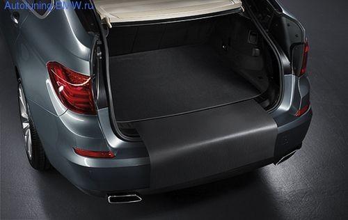 Двухсторонний коврик багажного отделения BMW GT F07 5-серия