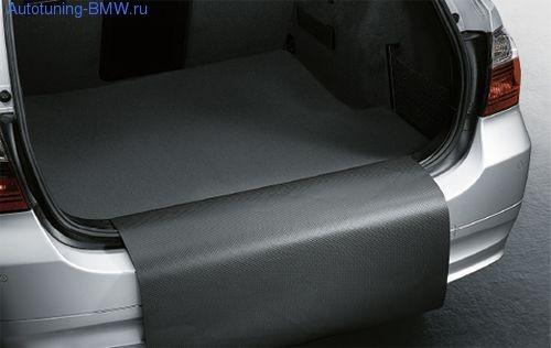 Двусторонний коврик для багажника BMW E91 3-серия