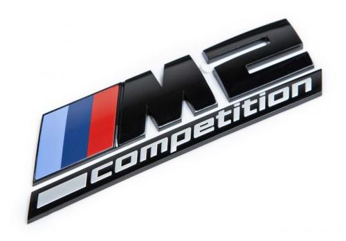 Эмблема M2 COMPETITION