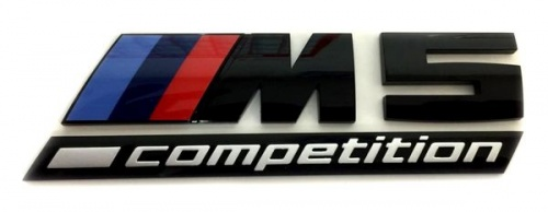 Эмблема M5 COMPETITION