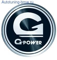 Эмблема на капот G-POWER