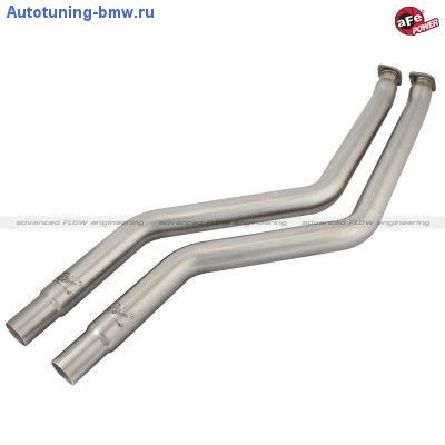 Front-Pipe AFE Power для BMW E92 3-серия