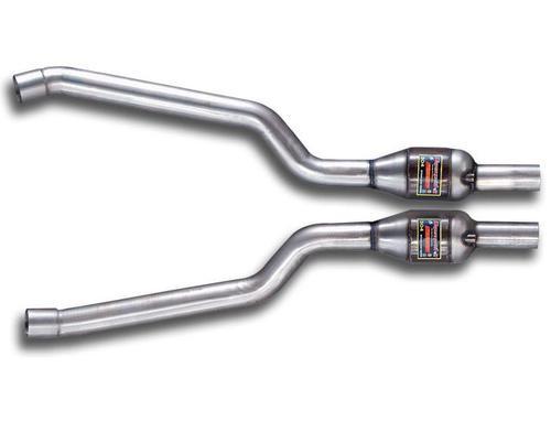 Front-pipe с катализаторами для BMW M5 E60 5-серия