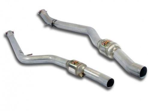 Front-pipe с катализаторами для BMW X5M F85/X6 F86
