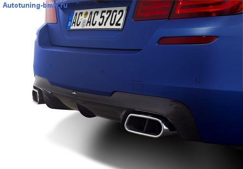 Глушитель AC Schnitzer для BMW M5/M6