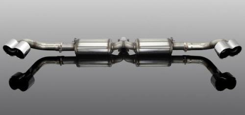 Глушитель AC Schnitzer для BMW X6 F16