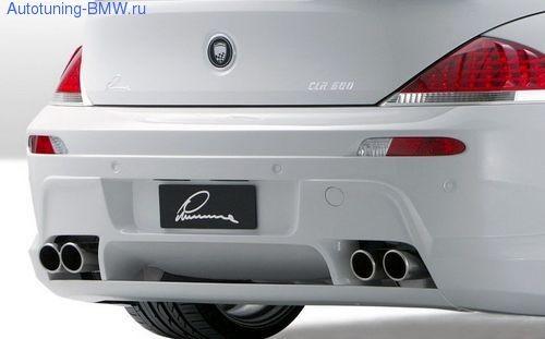 Глушитель Lumma для BMW E63 6-серия