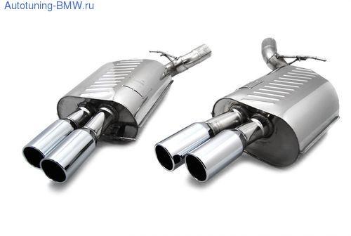 Глушитель Eisenmann для BMW E63 6-серия