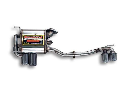 Глушитель BMW E81/E87 1-серия (раздвоенный выхлоп)