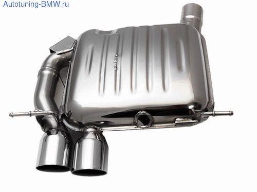 Глушитель Eisenmann для BMW E82/E88 1-серия
