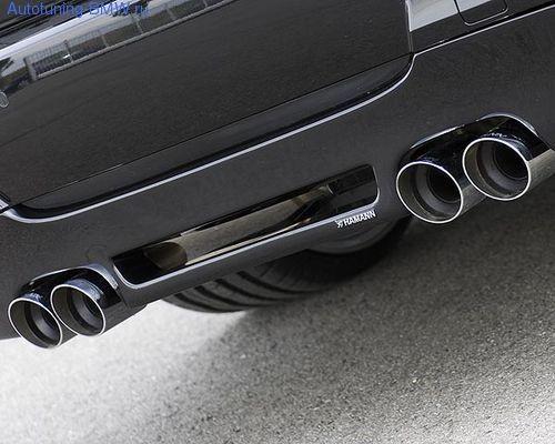 Глушитель Hamann для BMW E90 3-серия
