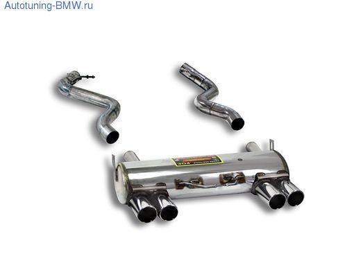 Глушитель Supersprint для BMW M3 E92 3-серия
