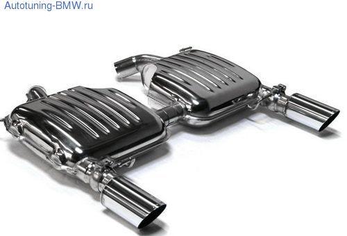 Глушитель Eisenmann для BMW E92 3-серия