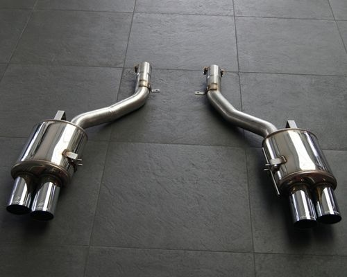 Глушитель Hamann  Motorsport для BMW F10 5-серия
