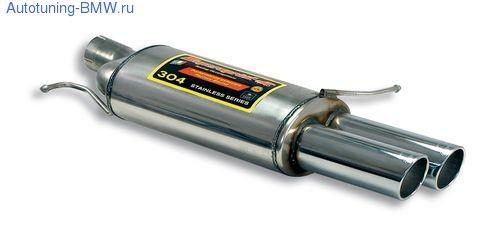 Глушитель Supersprint для BMW M5 E60 (раздвоенный выхлоп)