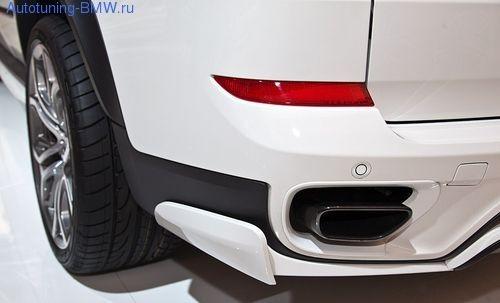 Глушитель BMW Performance для BMW X5 E70