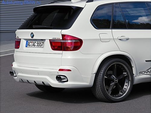 Глушитель AC Schnitzer для BMW X5 E70