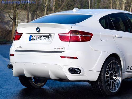 Глушитель AC Schnitzer для BMW X6 E71
