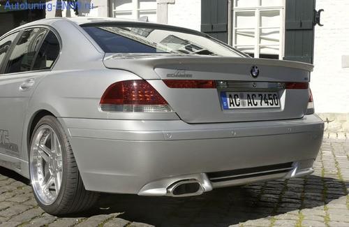 Глушитель AC Schnitzer для BMW E65/E66 7-серия