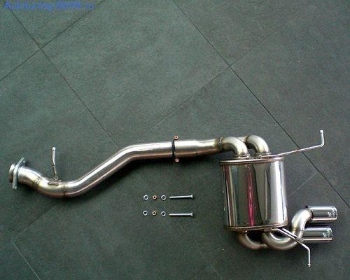 Глушитель Hamann для BMW E82 1-серия