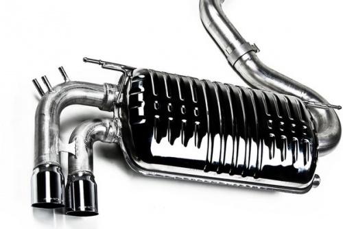 Глушитель Eisenmann для BMW F32 4-серии