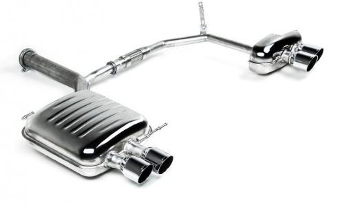 Глушитель Eisenmann для BMW F07 GT/F10 5-серия