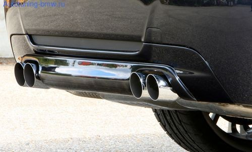 Глушитель G-POWER для BMW E92/E93 3-серия