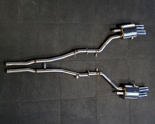 Глушители Hamann  Motorsport для BMW F11 5-серия