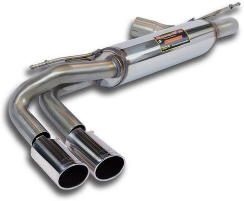 Глушитель Supersprint для BMW F30/F32