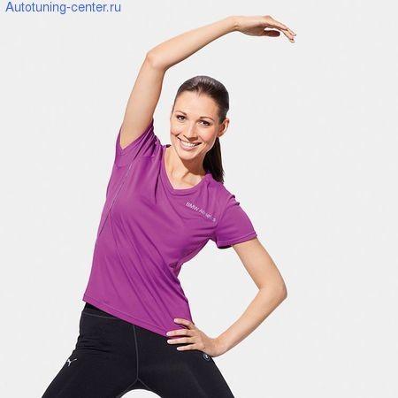 Женская футболка BMW Athletics