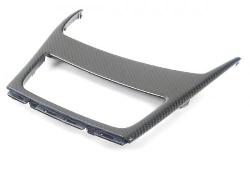 Карбоновая накладка консоли для BMW 1-серия