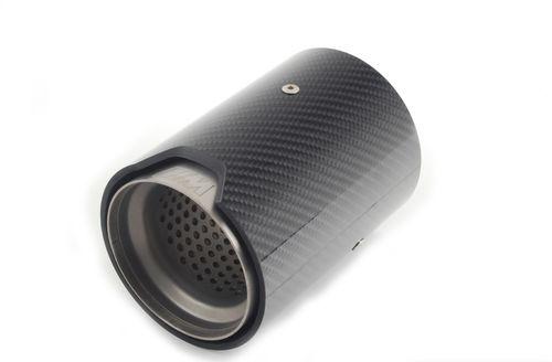 Карбоновая насадка глушителя M Performance для BMW M3 F80/M4 F82