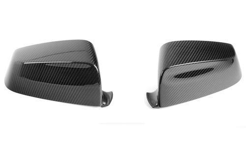 Карбоновые накладки на зеркала BMW E63 6-серия