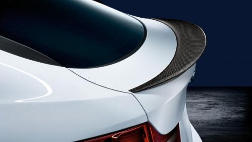 Карбоновый спойлер для BMW X6 E71