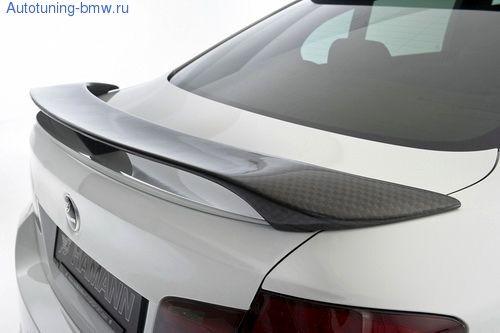 Карбоновый спойлер Hamann для BMW F10 5-серия